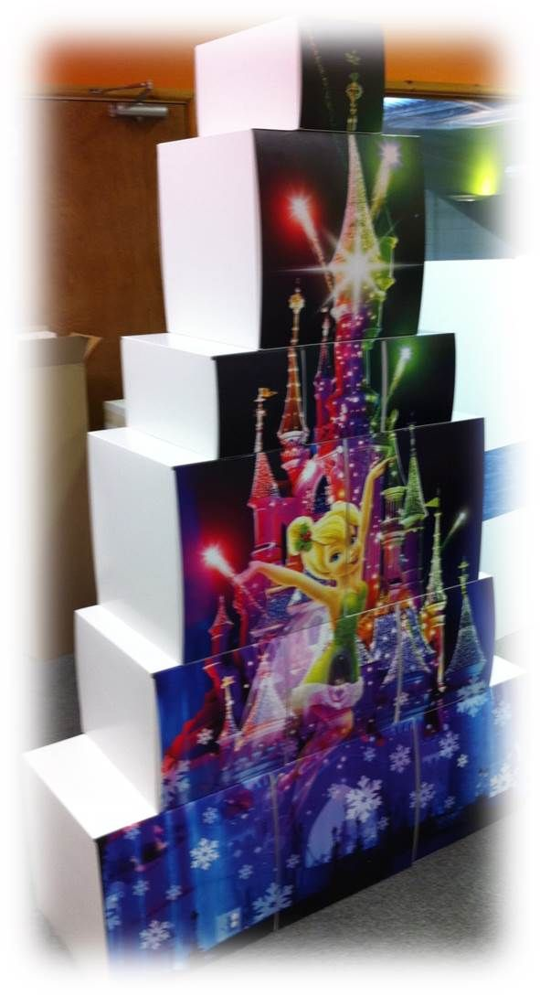 Disney Castle Block Puzzle