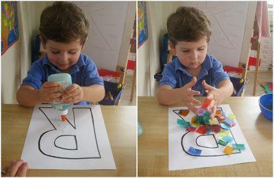 15 actividades creativas para trabajar la lectoescritura
