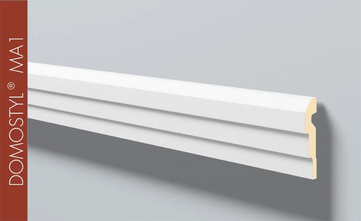 DOMOSTYL® MA1 / H 140 x W 30 mm / L 2m