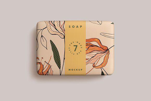 Soap Bar Mockup Graphic Design Branding Branding Mockups Soap
