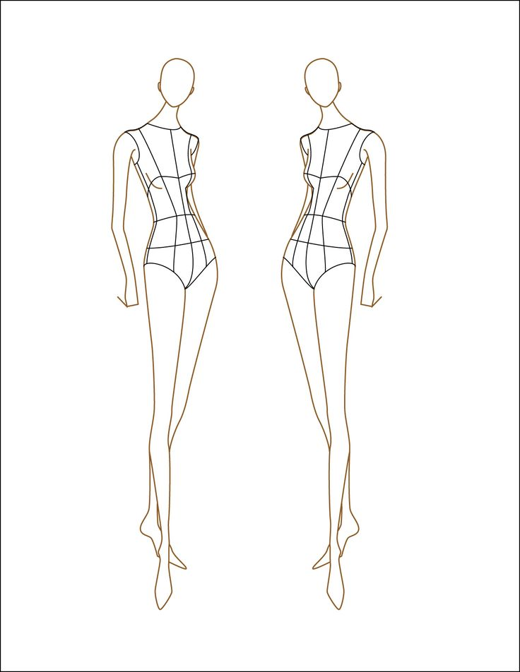 fashion designer drawing template - 64 best images about sketches on pinterest fashion
