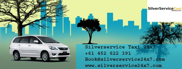Book #Best #Cab #Services at #Melbourne through Book@silverservice24x7.com For more detail visit at www.silverservice24x7.com and call us at +61 452 622 391