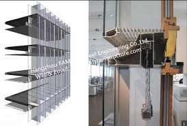 Image result for curtain wall doble vidrio