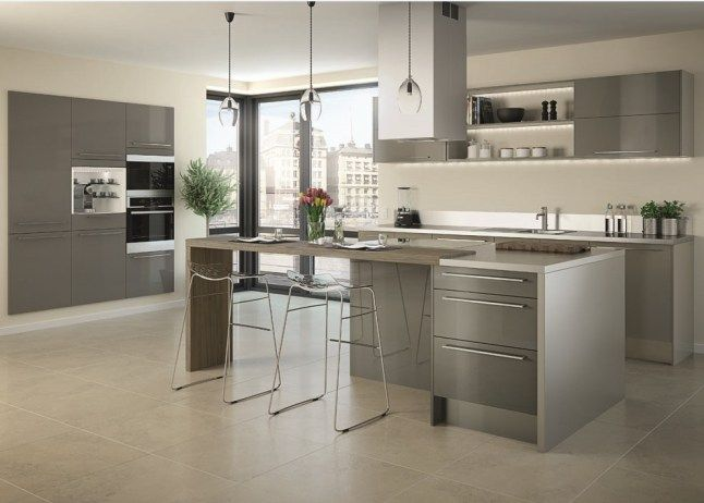 25 beste idee n over taupe keuken op pinterest lichtgrijze keukens en grijs keukens - Verriere keuken ...