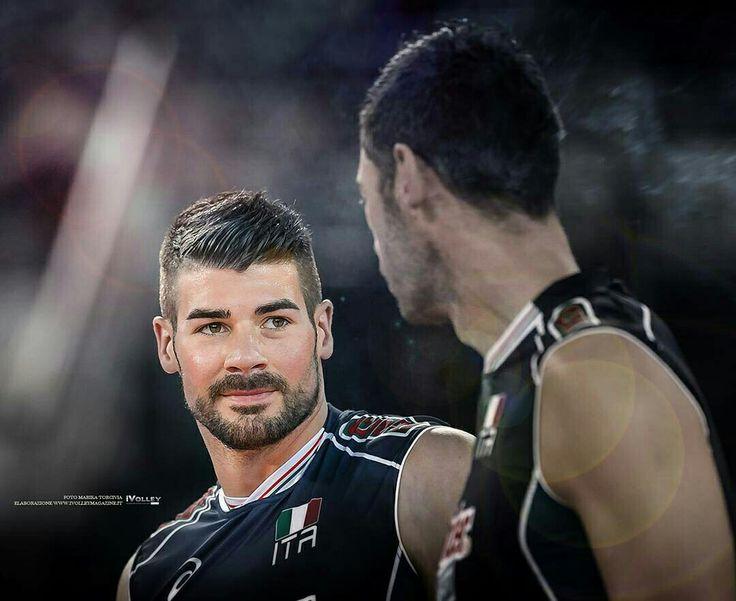 Filippo Lanza Italia Volleyball Player