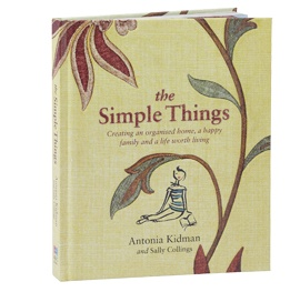 ABC Shop, Antonia Kidman & Sally Collings, The Simple Things Book, $35, Shop 48, Level 1, QVB.