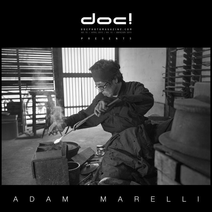 "doc! photo magazine presents: ""Bloodline"" by Adam Marelli, #10, pp. 71-93"