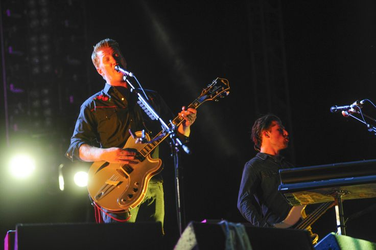Queens of the Stone Age - Corona Capital - México, D.F. Octubre 2013