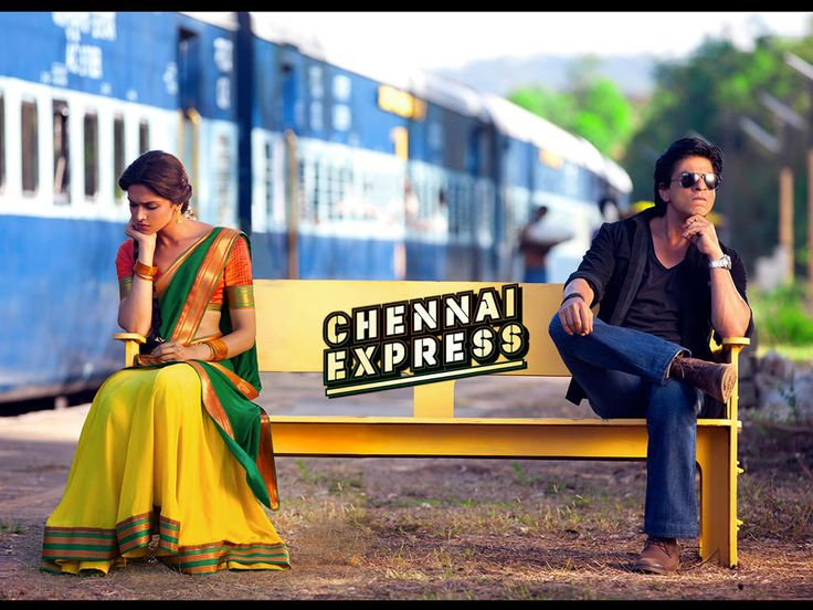 Chennai Express full HD movie Watch & download