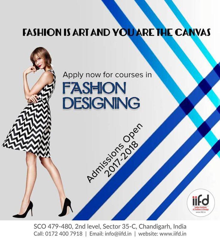 Best Institute Of Fashion Designing In Chandigarh