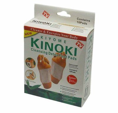 100 x Kinoki Detox Foot Pad Patches Remove Harmful Body Toxins Health Patch UK - http://trolleytrends.com/health-fitness/100-x-kinoki-detox-foot-pad-patches-remove-harmful-body-toxins-health-patch-uk