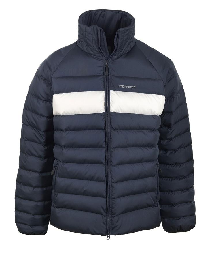 kr. 899,-  Strime vattert jakke er en varm og god jakke til kjølige høst- og vinterdager. Jakken har god isolasjonsevne og egner seg godt til hverdags- og turbruk.