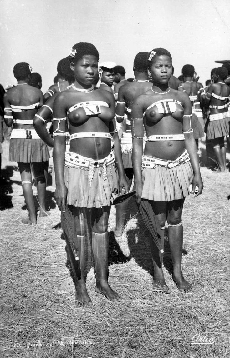 Zulu Woman Porn Photos 20