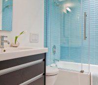 Navy Blue And White Bathrooms Dark Bathroom Ideas