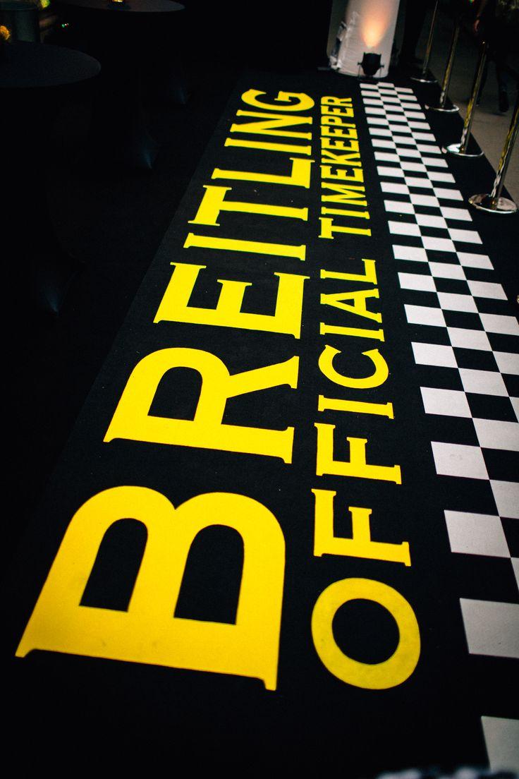 Breitling - carpet