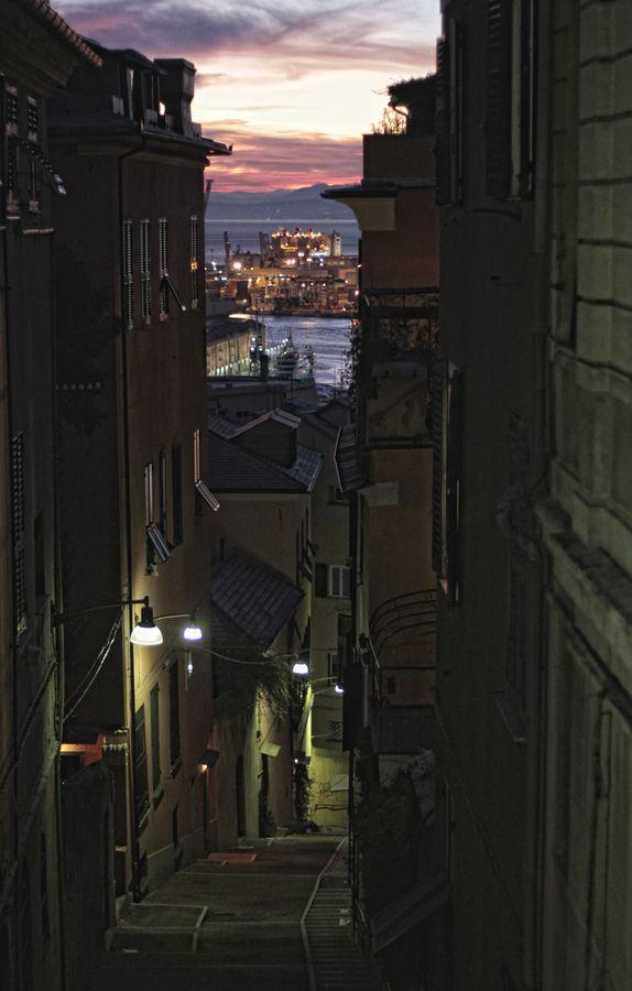 I vicoli di Genova