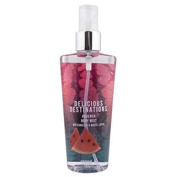 Delicious Destinations Quench Body Mist