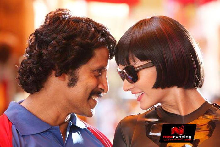 Vikram In Ai | I movie, Amy jackson, Picture movie