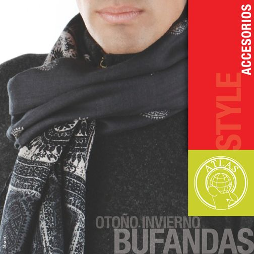 fashion, scarf, bufanda, tendencias, moda.