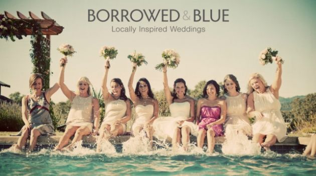 Originally featured on Borrowed & Blue
