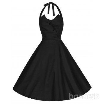 Saty  nielen na stuzkovu pinup, retro, vintage dress