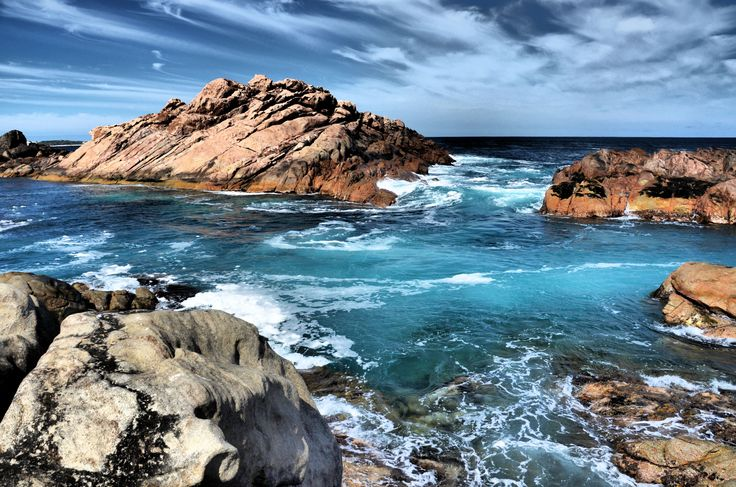 Canal Rocks, South Western Australia