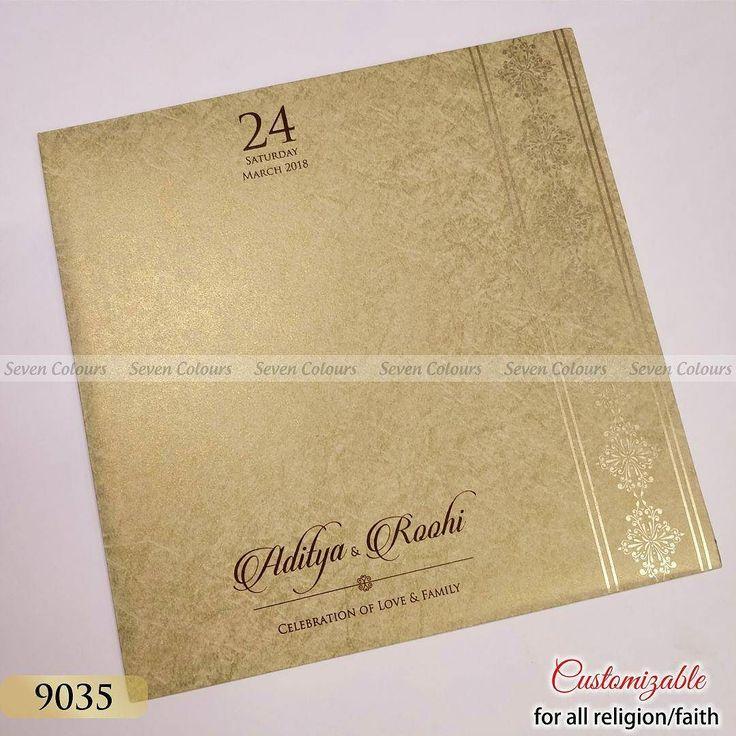 Envelope in golden texture. #weddingcards #weddinginvitation #wedding #weddinginvites #indianweddingcards #hinduweddingcard #hinduwedding #kankotri #gujaratiwedding #tamilweddingcard #muslimweddingcard #musliminvitation #muslimwedding #sikhweddingcard #sikhwedding #anandkaraj #sikhcards #islamicweddingcard #nikahinvitation #walima #nikah #sevencolourscard #weddingcard #invitations #invitationcard #Southasianwedding #shaadicard
