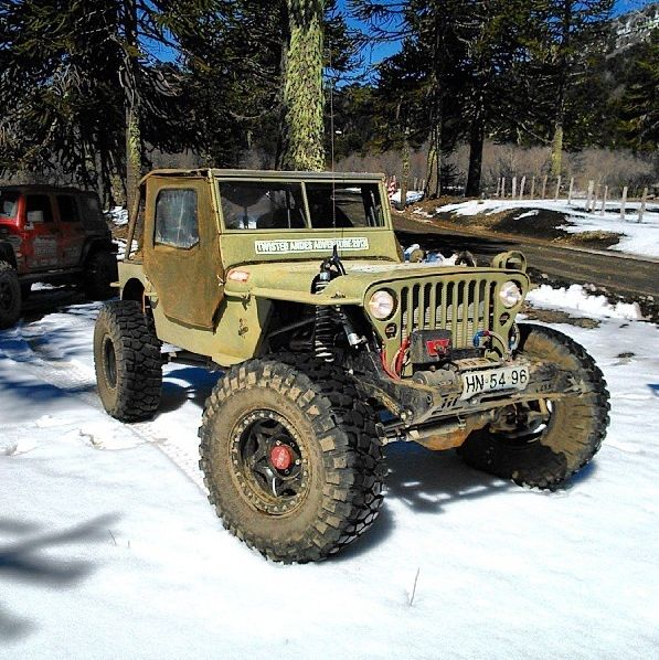 Project Willys MB LSX 2013 (Chile) - Page 15 - Pirate4x4.Com : 4x4 and Off-Road Forum