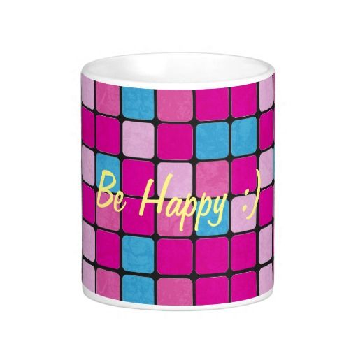 Be Happy :) Cup