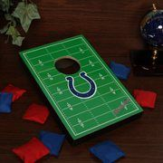 Indianapolis Colts Tabletop Football Bean Bag Toss Game