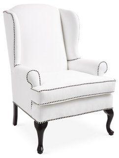 Chelsea Chair, White