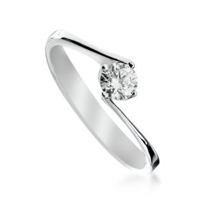 Inel de logodna cu diamant DR059-7W-025G196