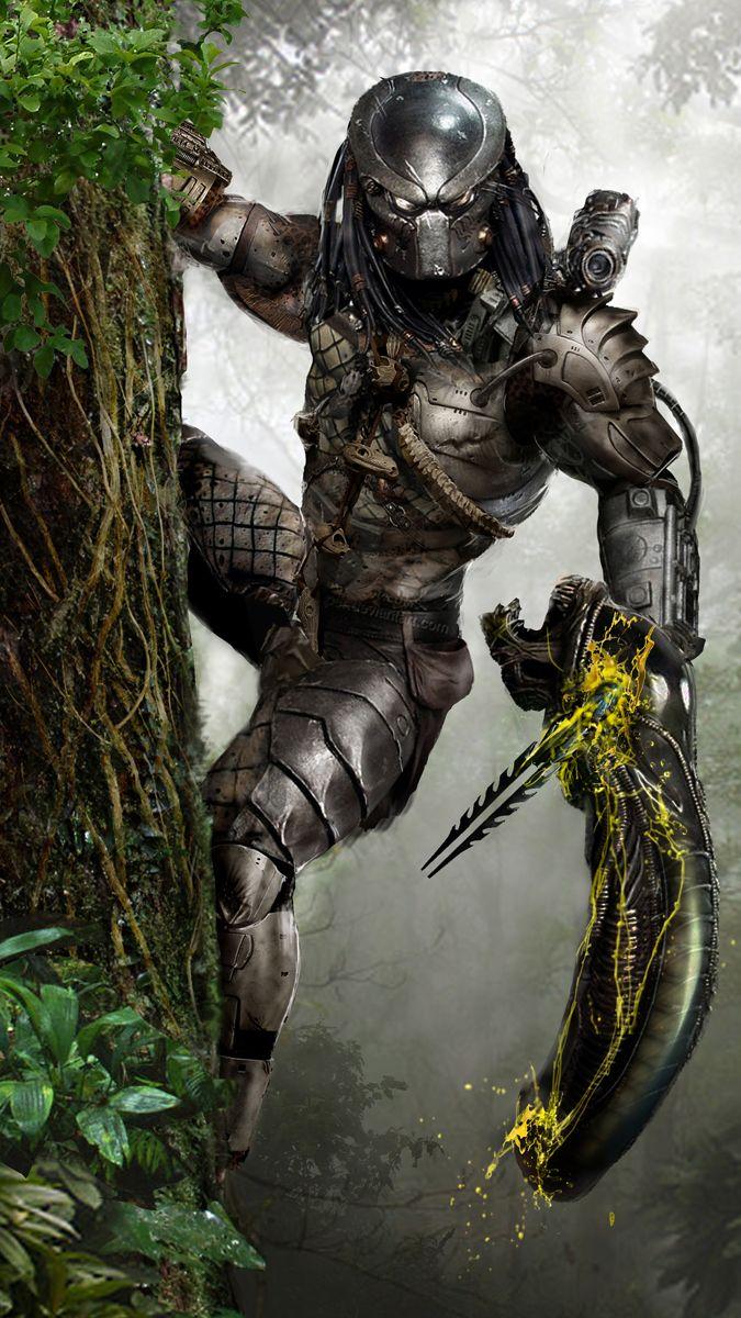 Predator by uncannyknack.deviantart.com on @DeviantArt