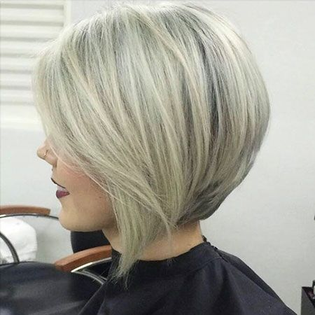 причёски каре вид сзади фото