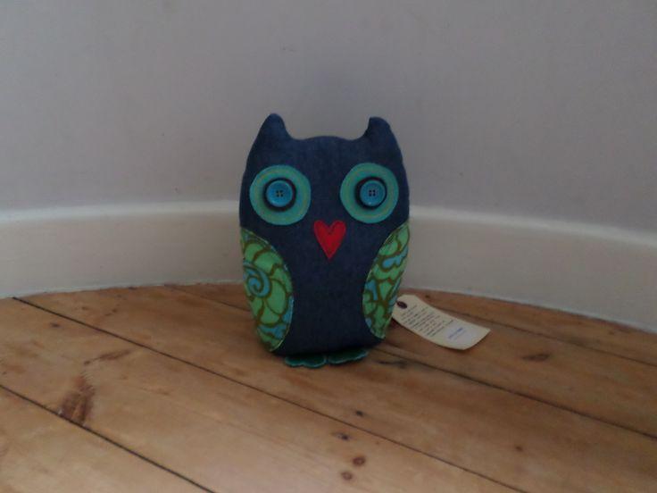 Turquoise Owl