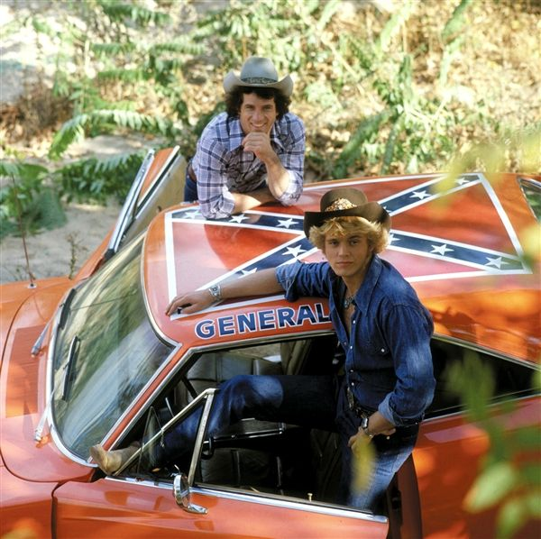 Report: Confederate flag may be removed from 'Dukes of Hazzard' General Lee toys - The Clicker