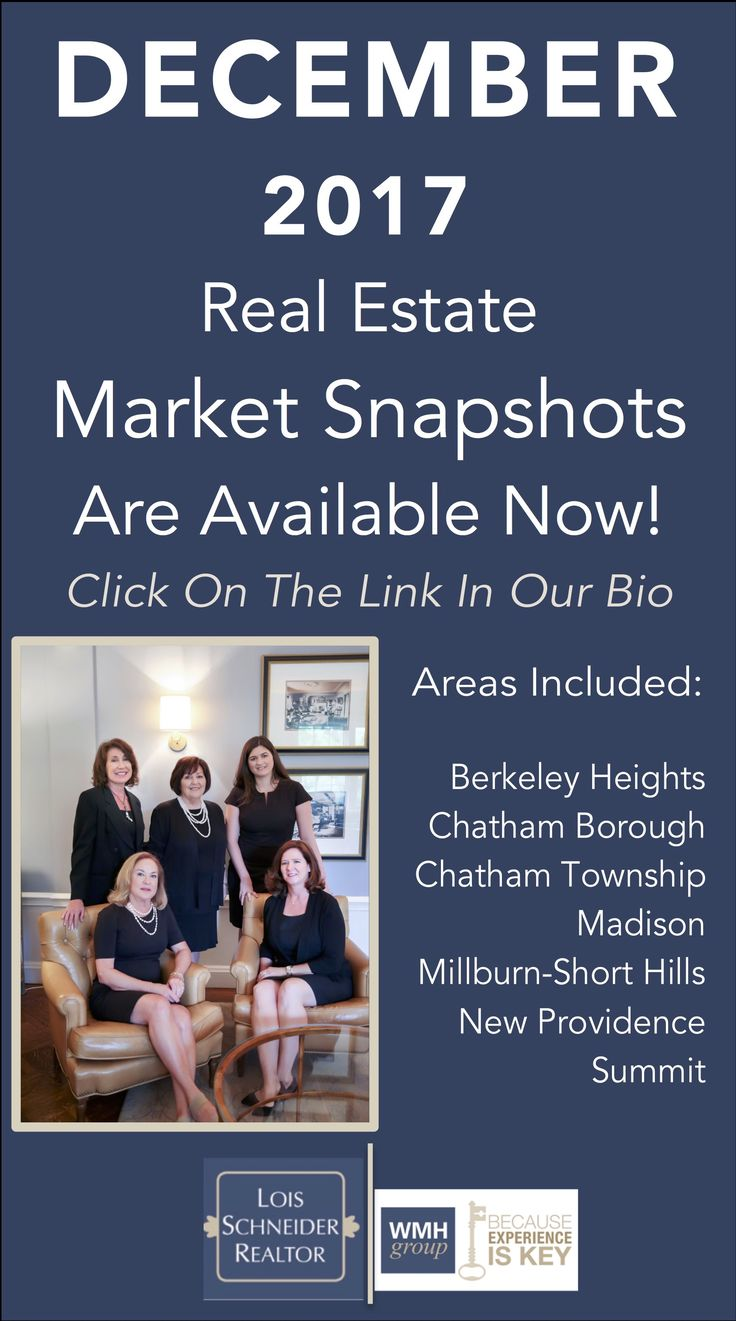 DECEMBER 2017 - WMH Group - Instagram Story - Market Snapshots, DECEMBER 2017 - WMH GROUP AT LOIS SCHNEIDER REALTOR - INSTAGRAM STORY MARKET SNAPSHOTS, 908.376.9065, thewmhgroup.com, wmhgroup@lsrnj.com, 431 Springfield Avenue, Summit, NJ, 07901, Market Statistics, Buying a Home in Summit, Summit Real Estate, New Jersey Real Estate, For Sale, Market Data, Realtor, Market Snapshots