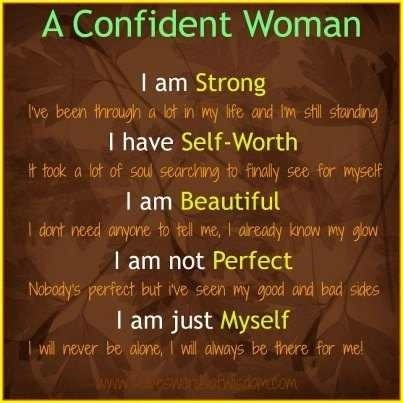 Woman Glowing Quotes