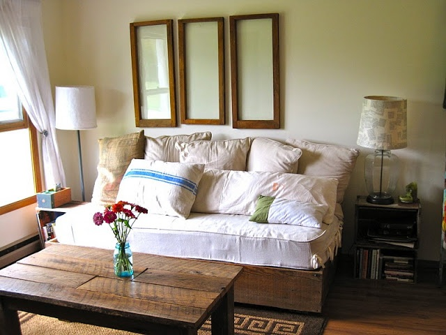 Transform Twin Bed Into Daybed