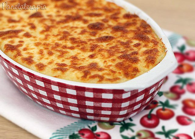 PANELATERAPIA - Blog de Culinária, Gastronomia e Receitas: Escondidinho de Carne Seca