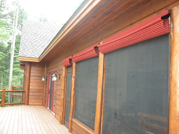 Outdoor Shades For Screened Porch : Best screen porch shades images on pinterest