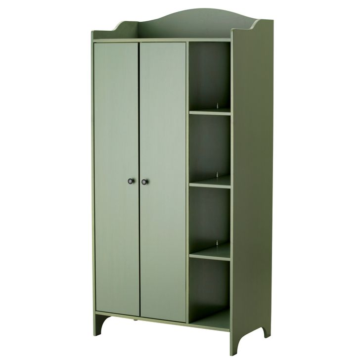 Princess Toys Box Storage Kids Girls Chest Bedroom Clothes: TROGEN Armoire - IKEA - 269 €