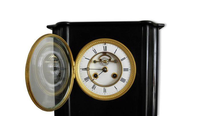Orologio da Tavolo con Meccanismo Barbaste Paris – Antiquariato Domus