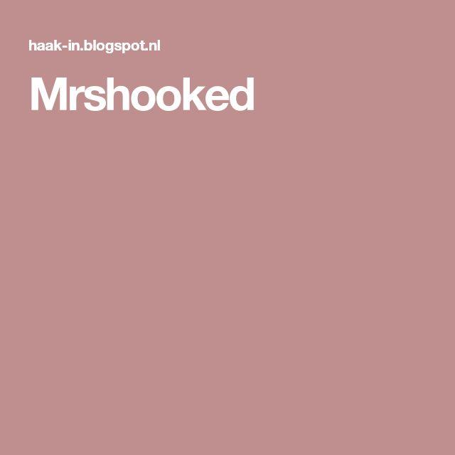 Mrshooked
