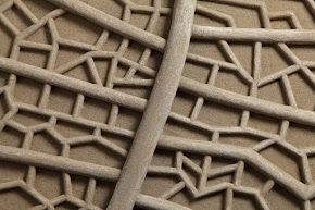 """""""HUMAN NATURE""""   Manuel De Francesch  Wood & sand sculptures"""