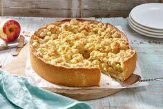 Unser beliebtes Rezept für Veganer Apfelkuchen mit Zimtstreuseln und mehr als 55.000 weitere kostenlose Rezepte auf LECKER.de.