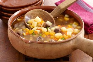 Traditional Chilean Stew  Prefect for those chilly nights!