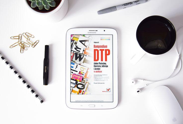Książki o dtp grafice projektowaniu