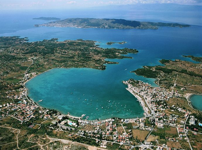 Porto Heli, Greece. 35 Most Exotic Destinations For Your Next Vacation