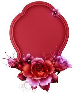 اجمل صور و خلفيات تصميم للكتابة عليها 2021 Flower Frame Foto Frame Floral Poster